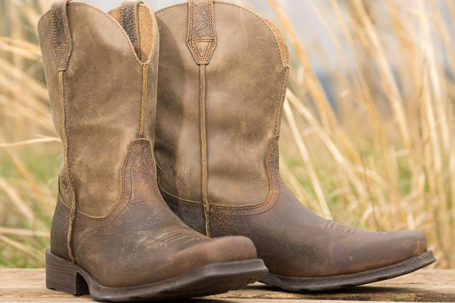 Classic Western Boots