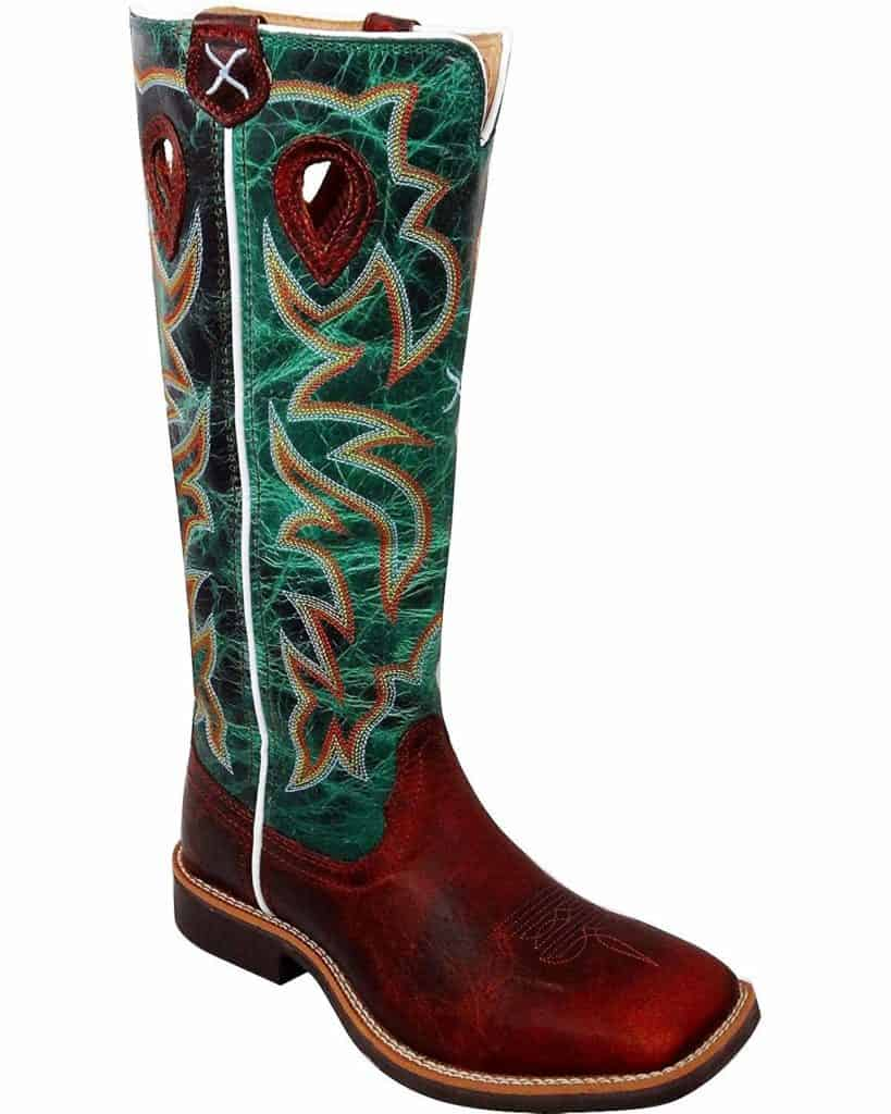 Colorful Buckaroo Boots