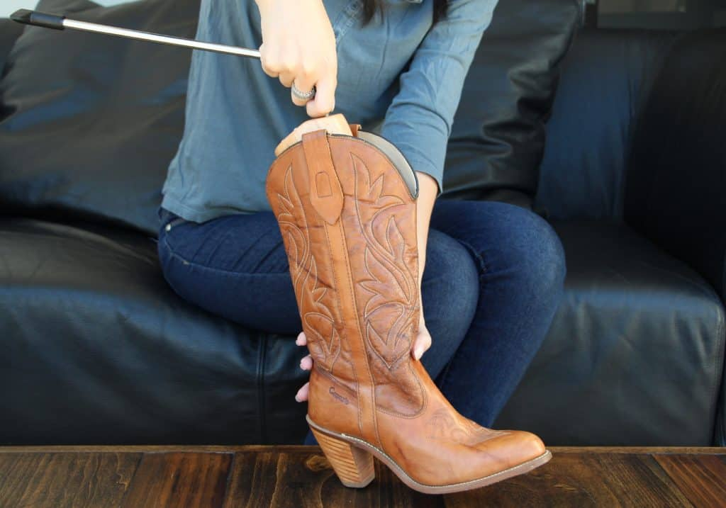 Cowboy Boot Stretchers