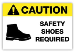 caution-safety-shoes-required-label