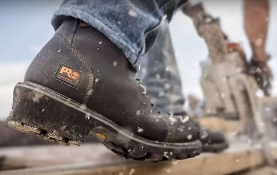 proper kind of footwear is also the most effective way to avoid accidents