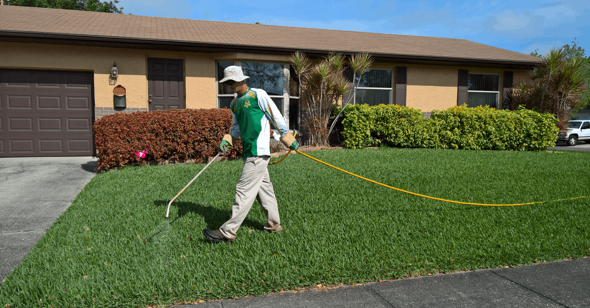 Chemical Landscaping