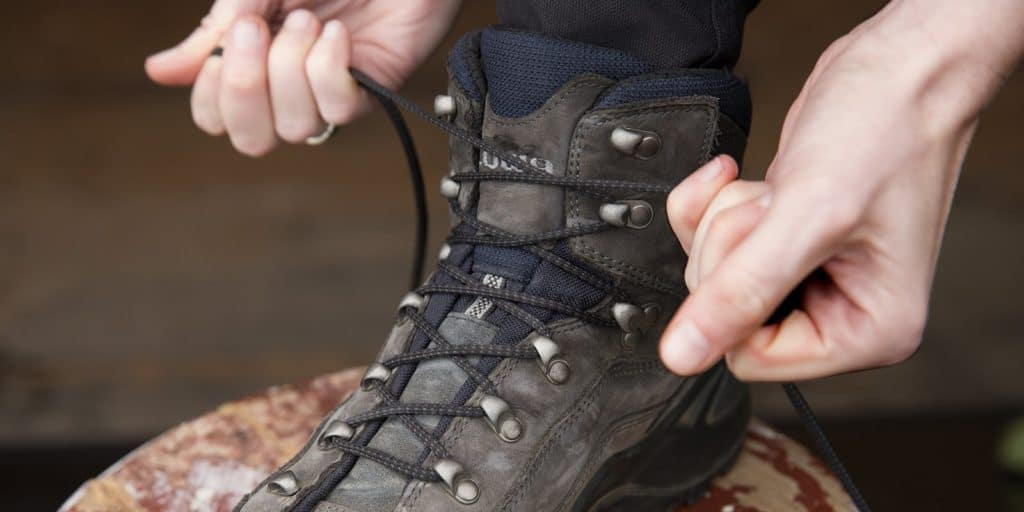 Lacing Boots