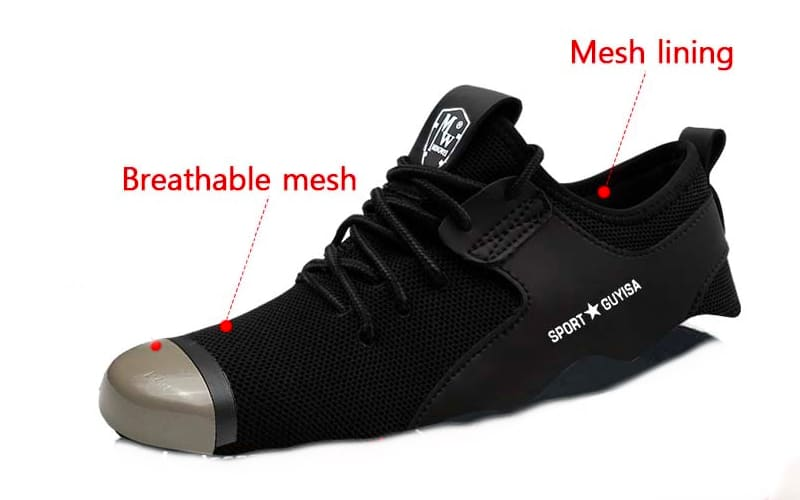 Mesh Lining Boots