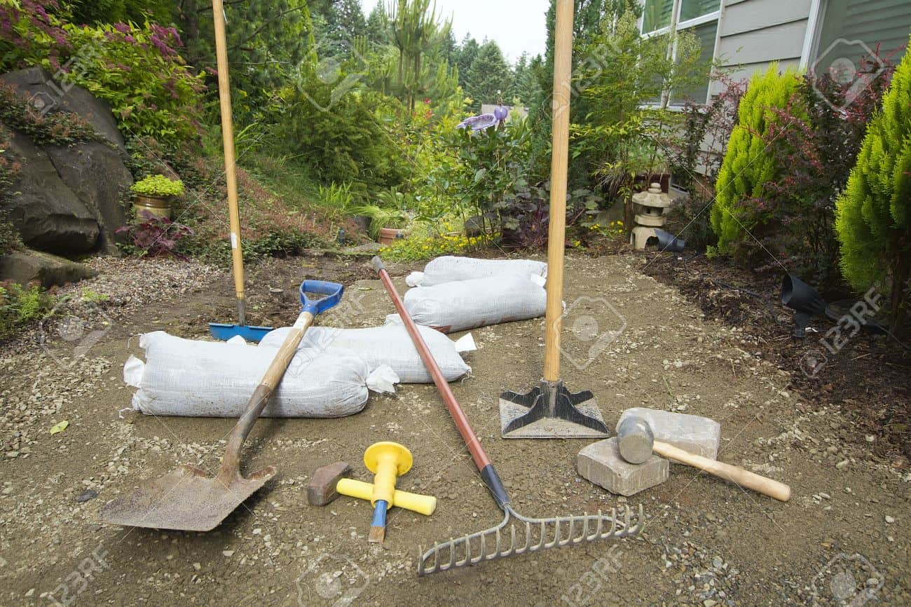 Work Tools Landscaping