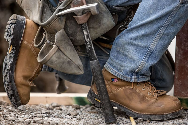 Best Work Boots for Sweaty Feet