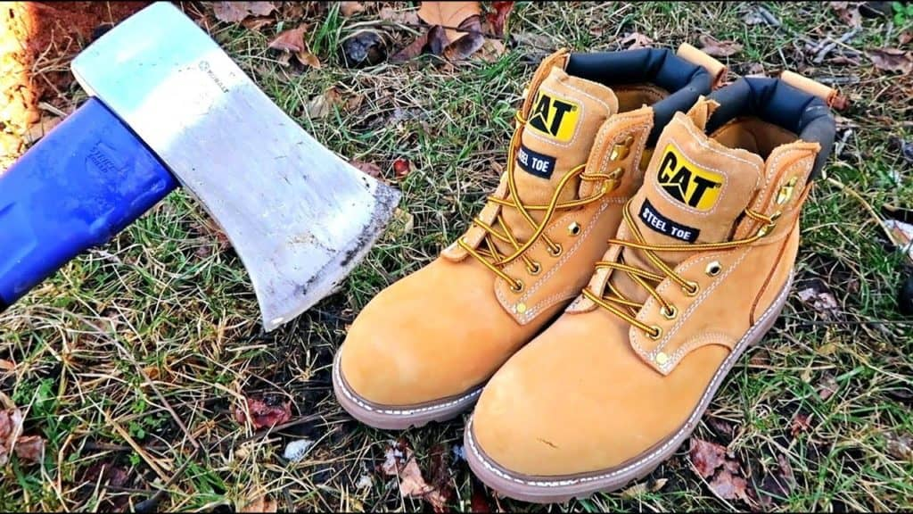 steel toe boost protects you from sharp objects