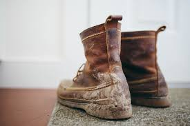 Do not get them dirty in the mud