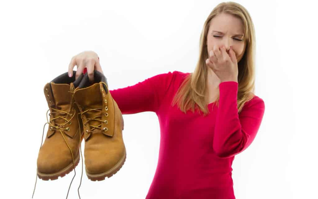 How to Get Rid of Work Boot Smell