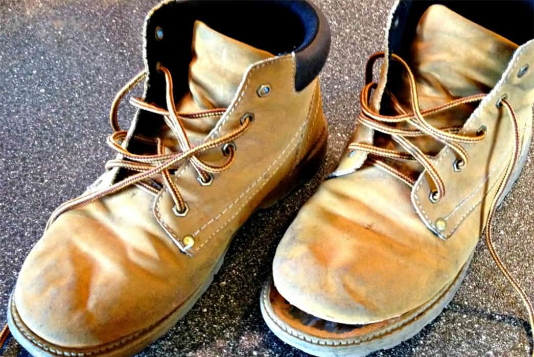 How to Re-sole your Old Leather Boots