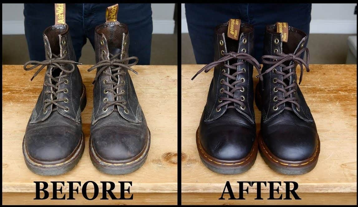 How to Restore Old Leather Boots