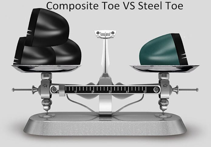 Steel v:s Composite Toe Weight