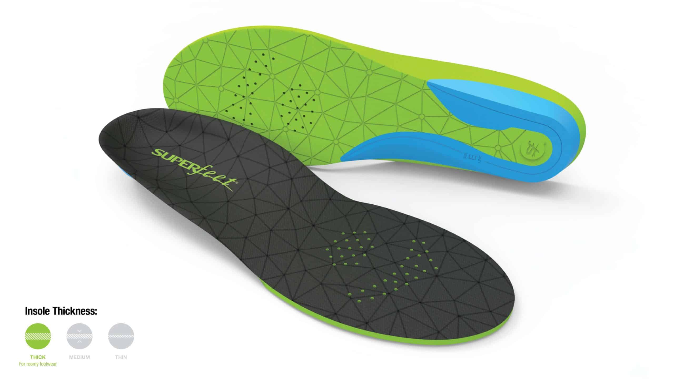 Thick Insoles