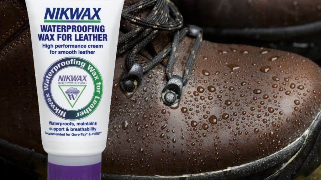 Try coating your leather with wax
