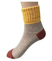 Wear a thick pair of SOCKS