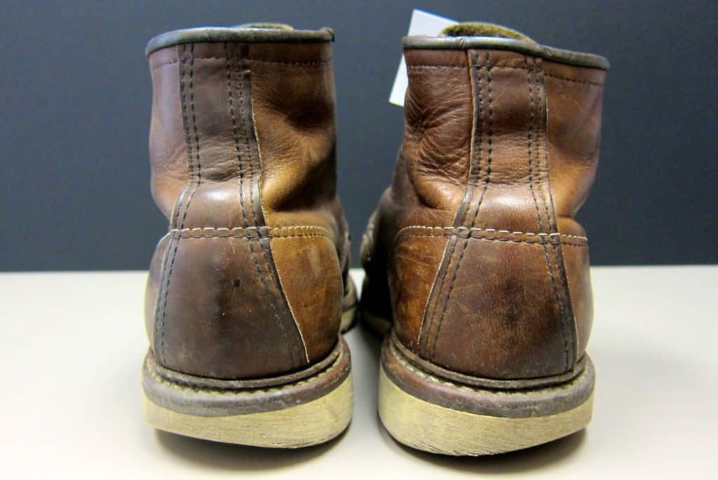 Damaged or worn out outsoles