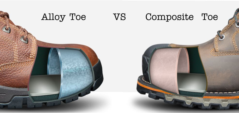 Alloy Toe Vs Composite Toe