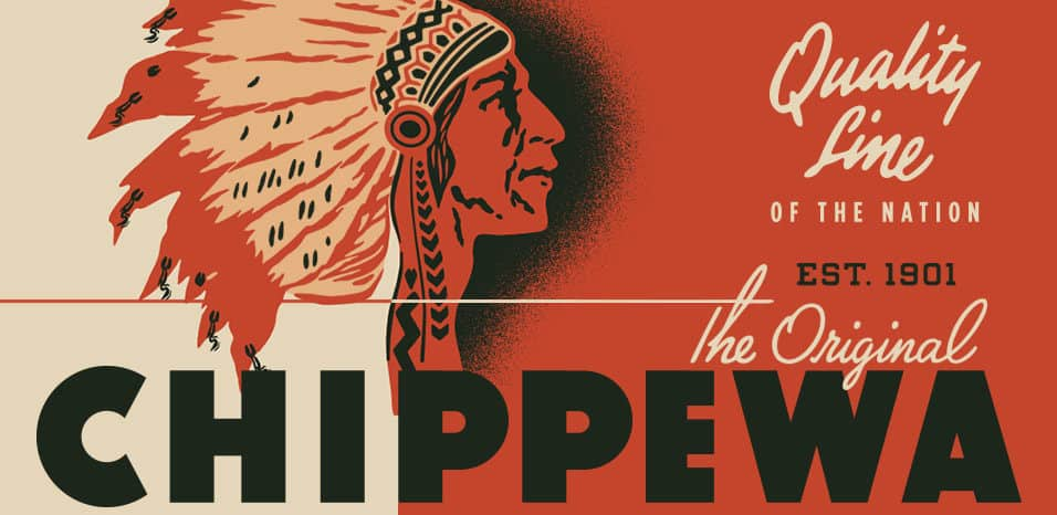History of chippewa boots