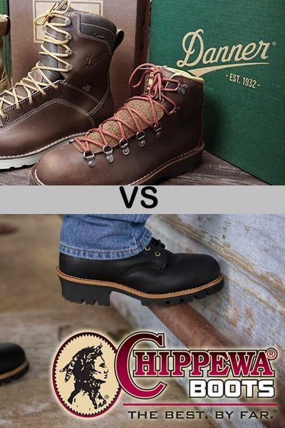danner vs chippewa