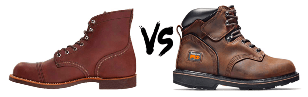 Redwing Vs Timberland