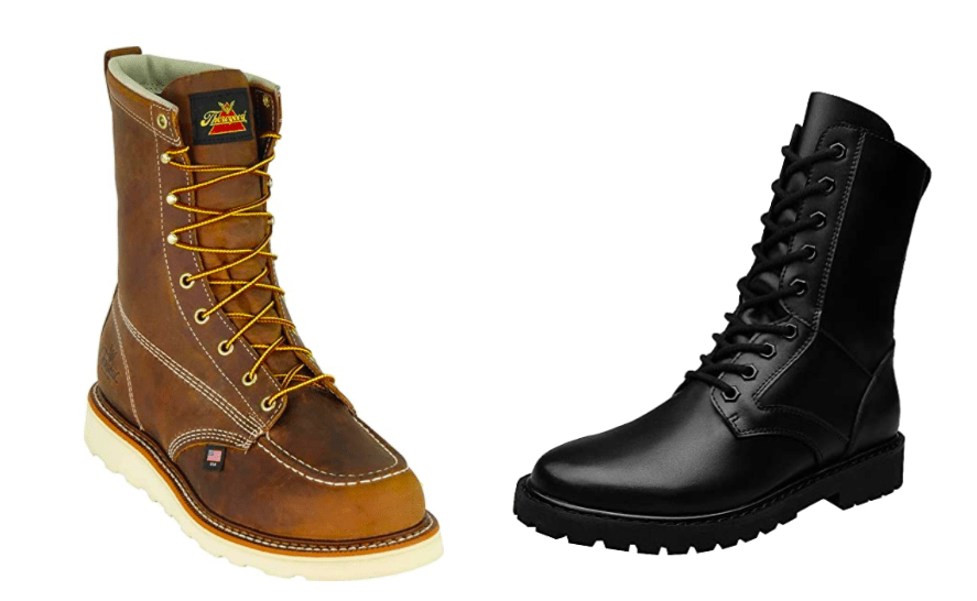 Synthetic Vs Leather Boots