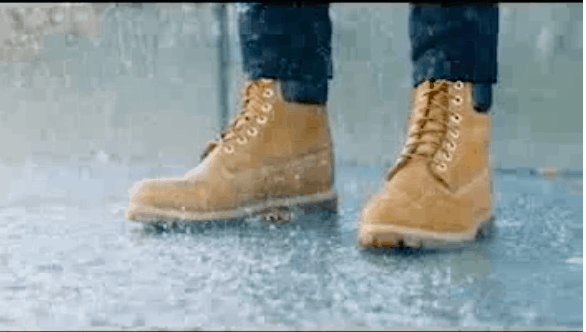 Timberland boot features