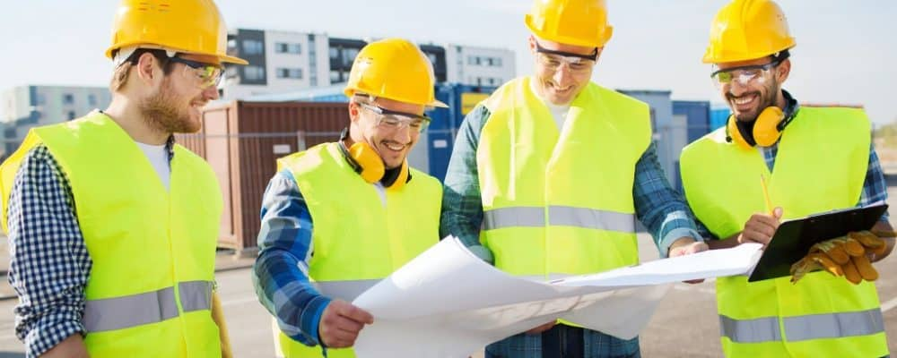 Benefits of Wearing Safety Vests in Construction Sites