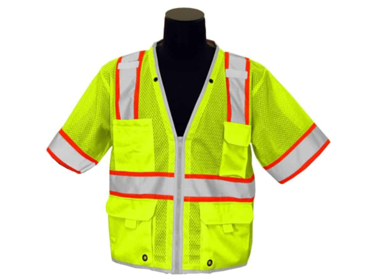 Brilliant Series Class 3 Safety Vests