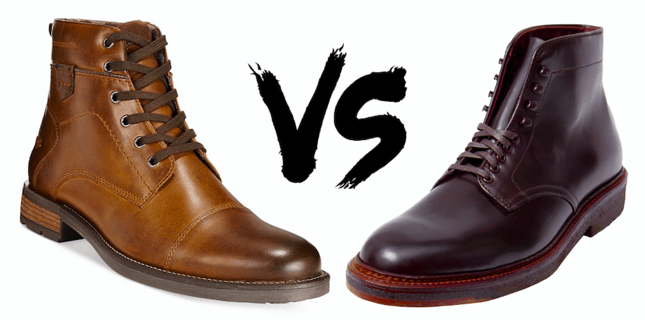 Cap Toe Vs Plain Toe
