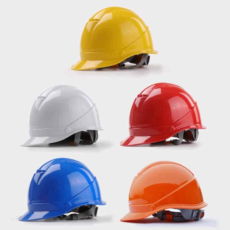 Colors of Construction Helmets Meaning