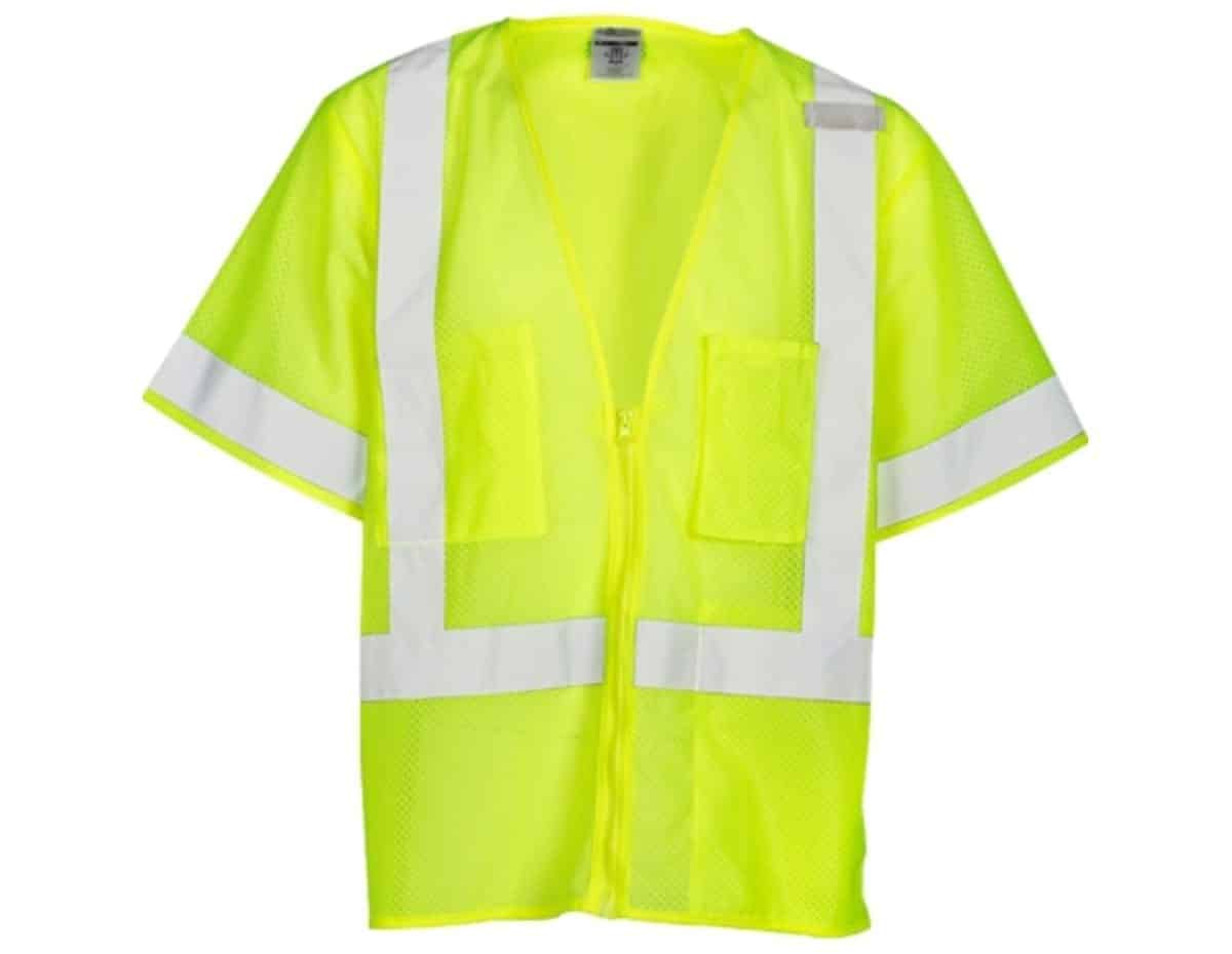 Economy 3 Pocket Class 3 Safety Vests