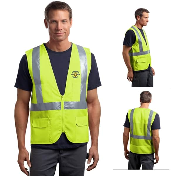 High visibility class 2 clothing