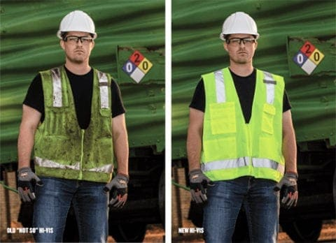 How to Wash Safety Vests