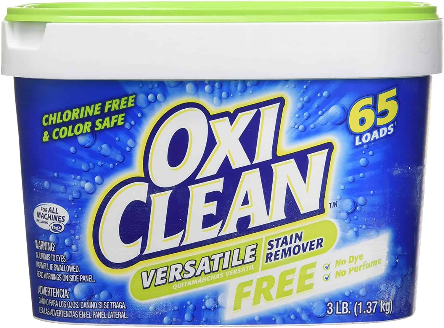 OxiClean Stain remover safety vest