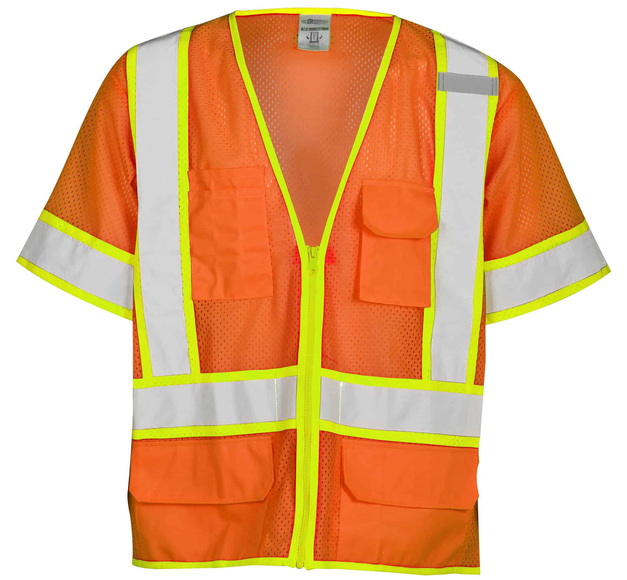 Ultra Cool 3 Mesh Safety Vests