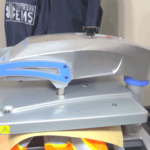 How to Heat Press Safety Vests (8 Steps with Video)