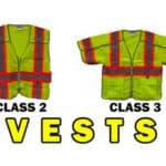 What is the Difference Between Class 2 & Class 3 Vests?
