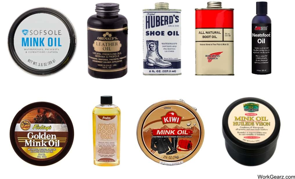 10 Best Oil For Leather Boots
