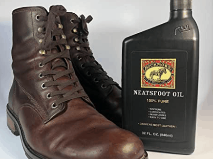Bickmore 100% Pure Neatsfoot Oil