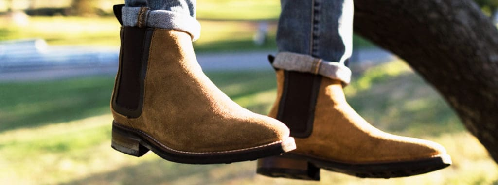 Buy weather-friendly boots