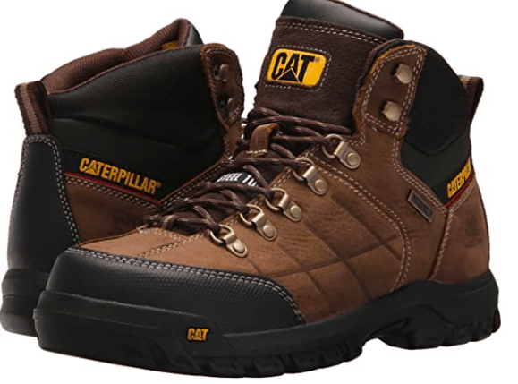 Caterpillar Men's Threshold Waterproof Industrial Boot