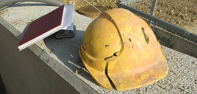 How Much Impact can Hard Hat Take