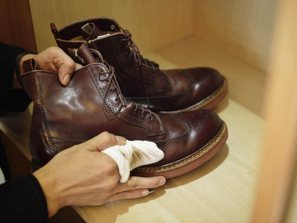 How to Take Care of Leather Work Boots