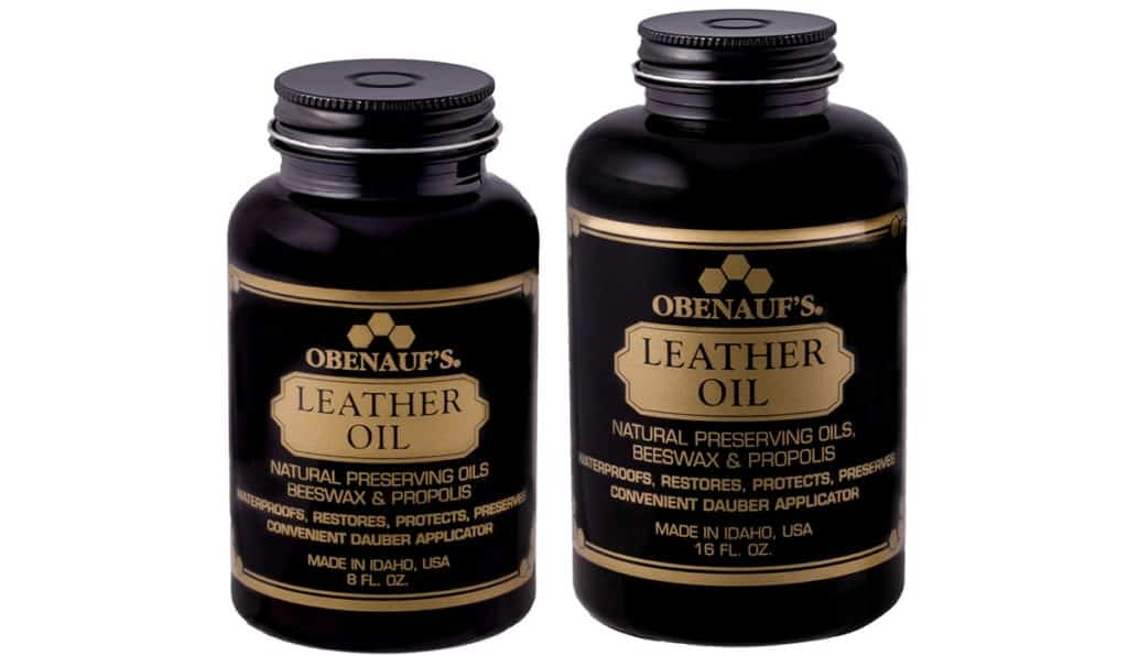 Obenauf's Leather Oil Conditions