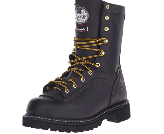 Georgia Boot Lace-To-Toe Gore-Tex Waterproof Insulated Work Boot