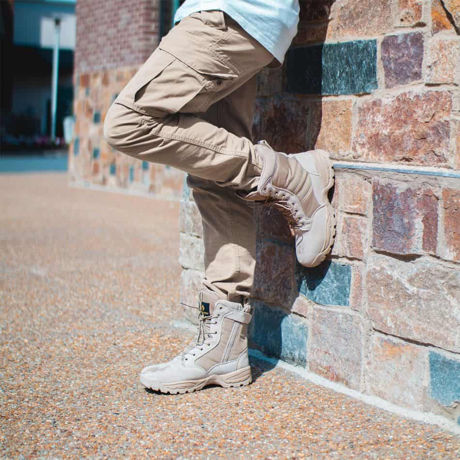 Are tactical boots good for work