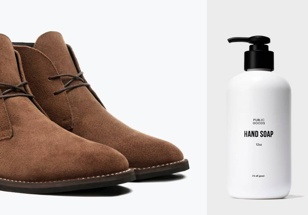 Does Hand Soap Work to Clean Suede Boots