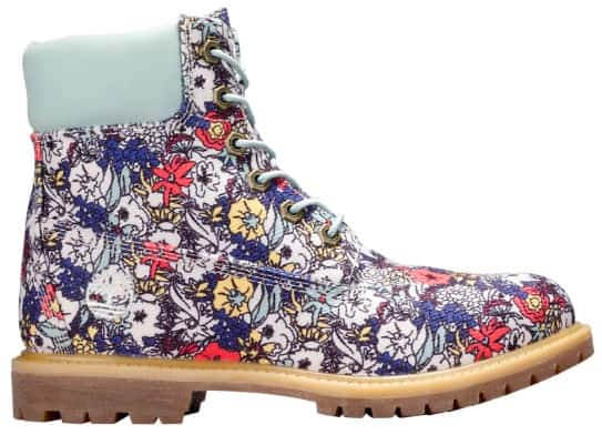 Fabric Boots Weight