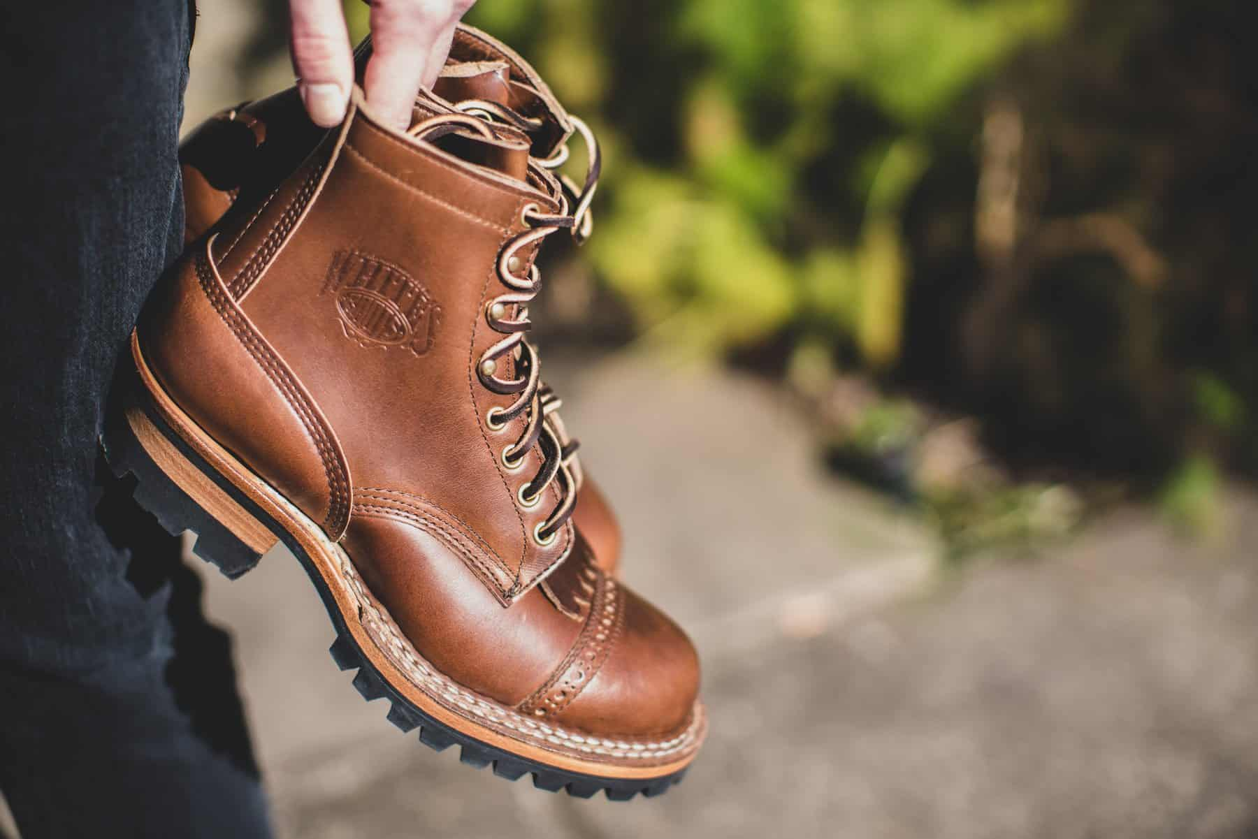 How to Soften Your NEW Work Boots