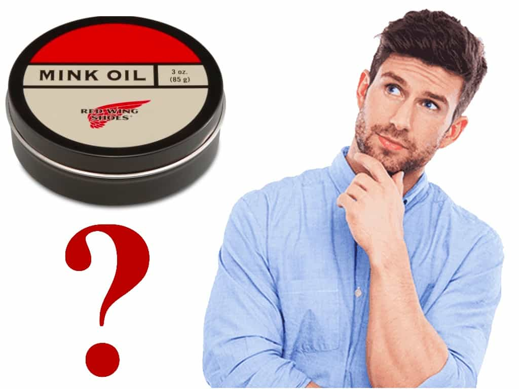 Is Mink Oil Good for Leather Work Boots?